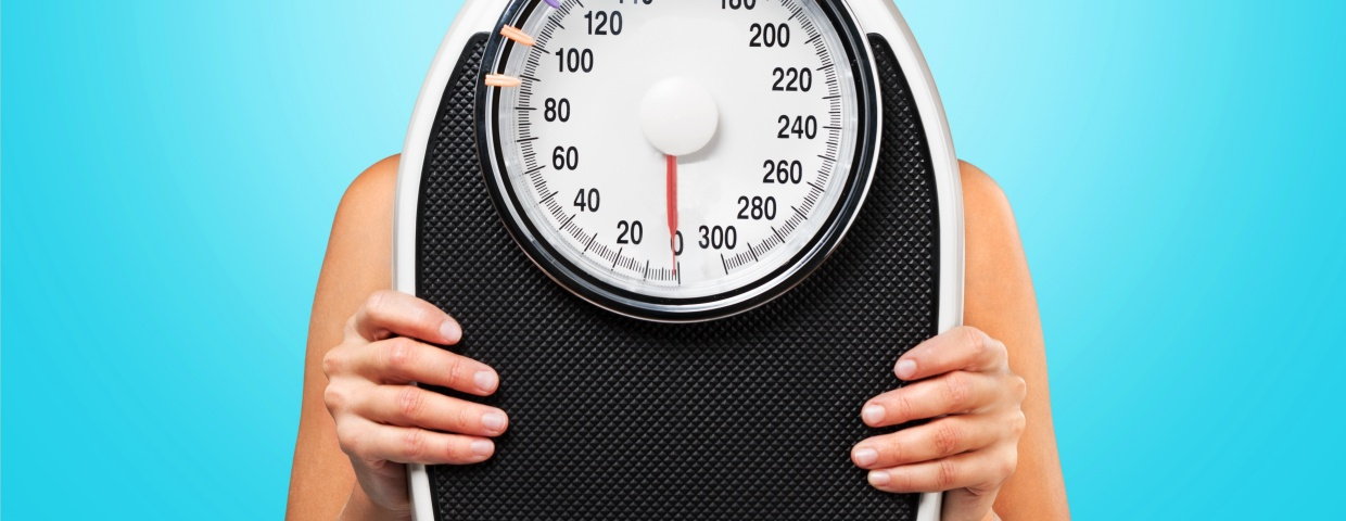 scale to measure weight loss